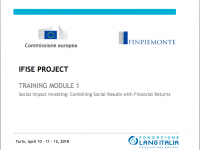 Social Impact Investing for the Public Administration